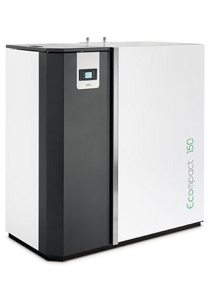 Centrala termica pe peleti ECOMPACT 150 de la Klover