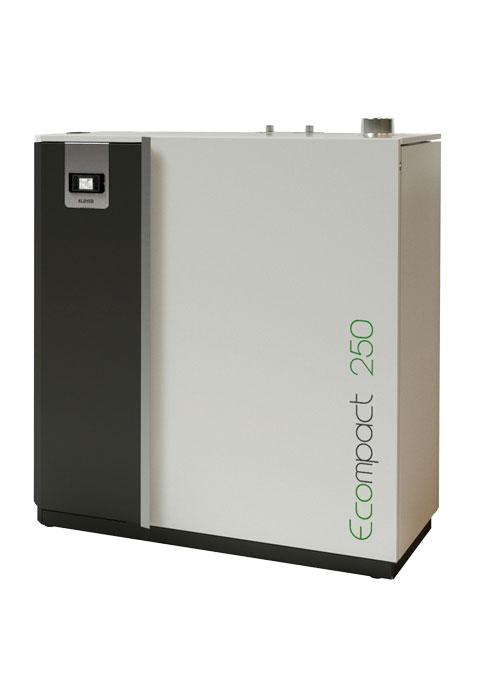 Centrala termica pe peleti ECOMPACT 250 de la Klover