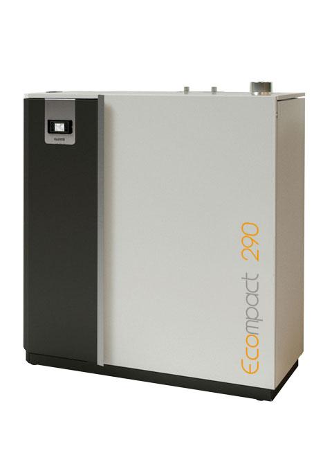 Centrala termica pe peleti ECOMPACT 290 de la Klover
